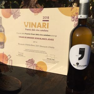 Bouquet d'Alella - Premis Vinari