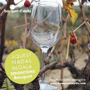 Bouquet-Alella-Enoturisme-Nadal